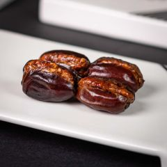 Fardh Dates stuffed with Caramelised Pecan
